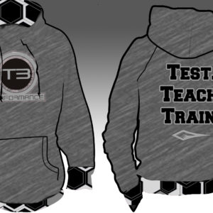 *PREORDER* T3 Performance Sublimated Heavy Hoodie