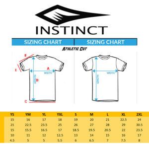 Instinct Dri Fit Performance Tee