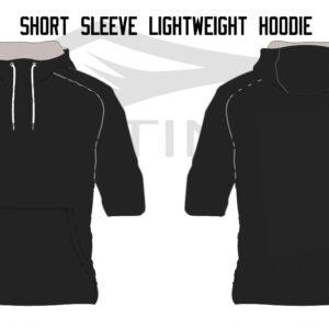 *Reorder* Short Sleeve Lightweight Hoodie