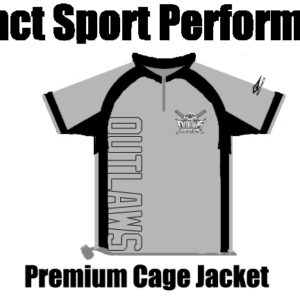 Outlaws Fastpitch Cage Jacket (preorder)