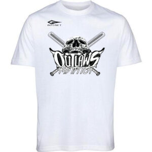 Outlaws Fastpitch Dri Fit Tee (preorder)