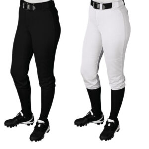 Outlaws Fastpitch Pants EXTRAS (Charcoal/Black/White)